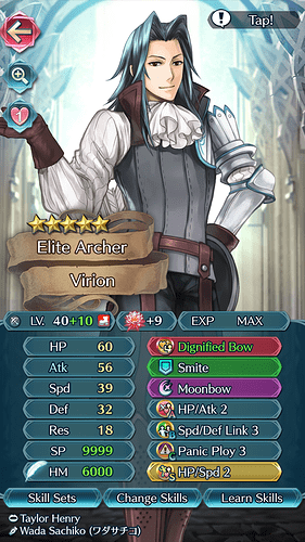 FEH Unit Builder - Virion