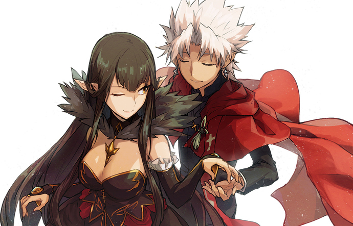 __amakusa_shirou_and_semiramis_fate_grand_order_and_etc_drawn_by_menma222__dab958bd17d0856a3dad928a66dfd2d4