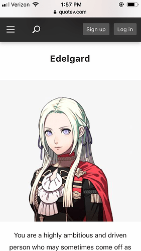 Which 3H character are you? (Quiz) - FEH Fluff - GamePress