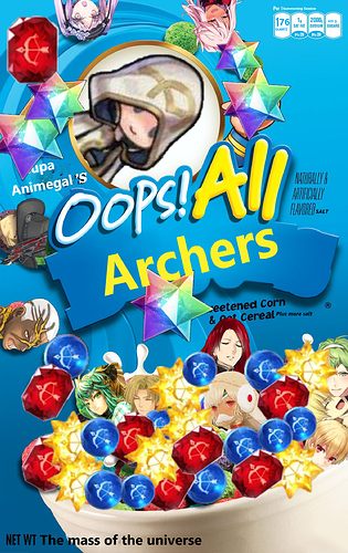 Oops all Archers