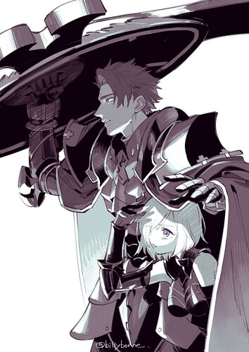 __mash_kyrielight_and_lancelot_fate_and_1_more_drawn_by_animoool__f978426d29b828ce1e7daf5194f99768