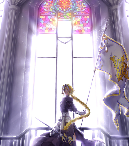 __jeanne_d_arc_and_jeanne_d_arc_fate_and_1_more_drawn_by_mitsuki_hana__bb86459c33ee81a2a4cf78047bcb5b03