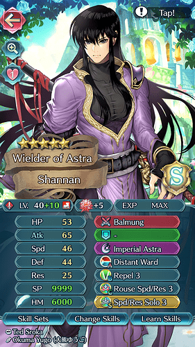 FEH Unit Builder - Shannan (1)