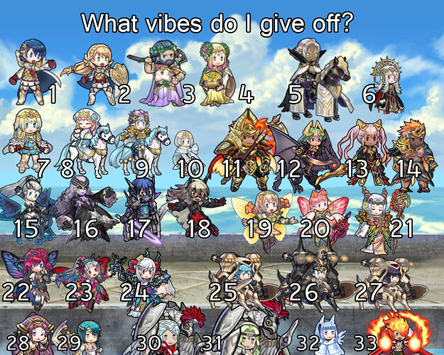 VIBES feh EDITION