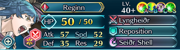FEH Unit Builder - Reginn
