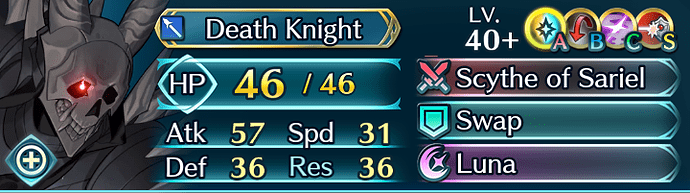 FEH Unit Builder - Death Knight (14)