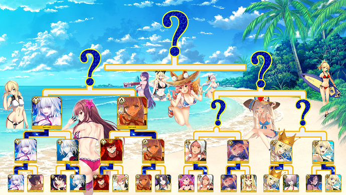 Tournament Ladder Battle 11 Jeanne & BB