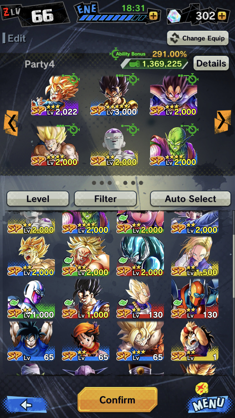 Need help making the best pvp team with the characters i