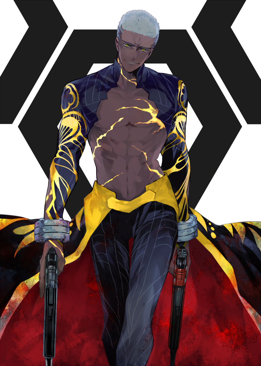I Used To Underestimate Emiya Alter Fgo Discussion Gamepress Community Check out inspiring examples of emiya_alter artwork on deviantart, and get inspired by our community of talented artists. i used to underestimate emiya alter