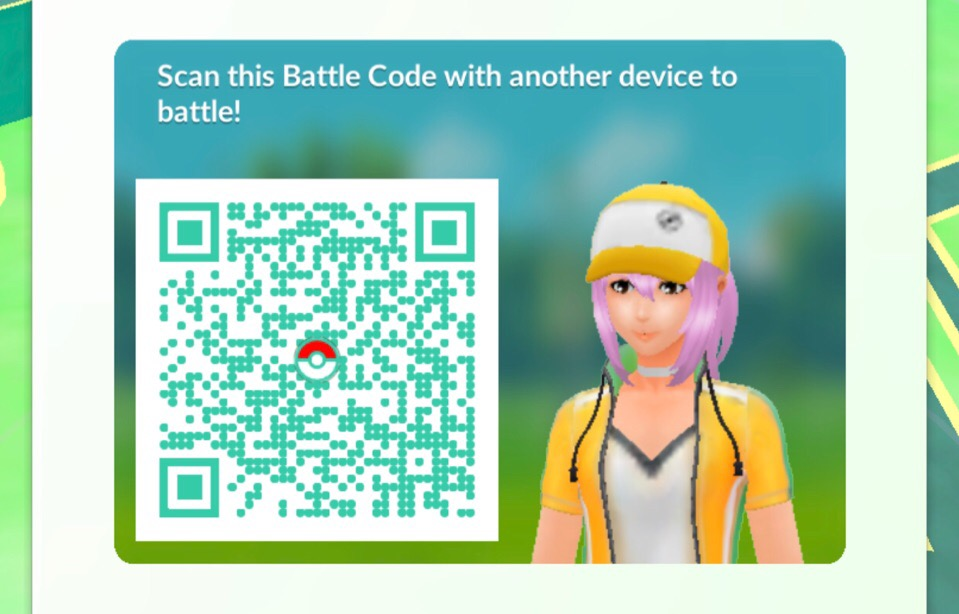 Battle Code to challenge a trainer - PoGo Q&A - GamePress