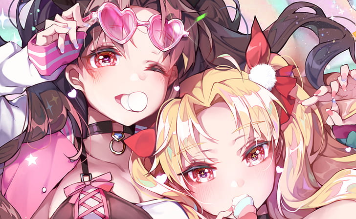ereshkigal-fate-grand-order-ishtar-fate-grand-order-blonde-black-hair-pink-eyes-hd-wallpaper-preview