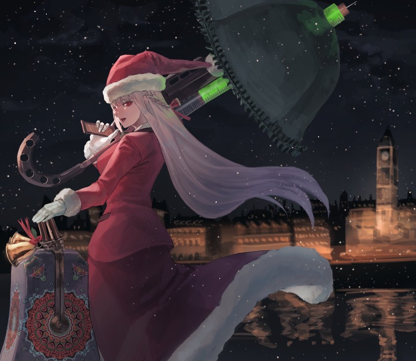 __florence_nightingale_and_florence_nightingale_santa_fate_and_1_more_drawn_by_makitoshi0316__sample-c074ae43ebb48c5e118a1c1fe0442948
