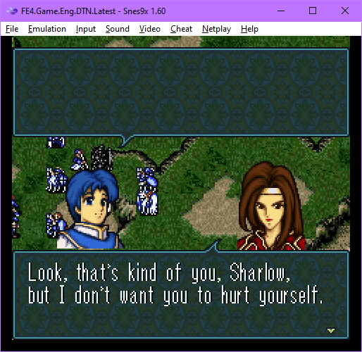 snes9x-x64,FE4.Game.Eng.DTN.Latest_-_Snes9x_1.60_2021-05-10_17-03-32-143