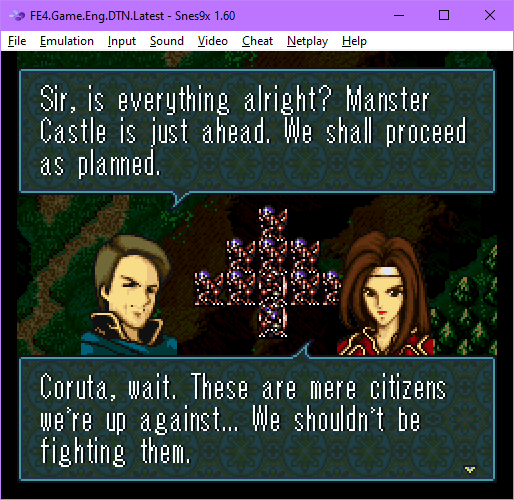 snes9x-x64,FE4.Game.Eng.DTN.Latest_-_Snes9x_1.60_2021-05-09_02-17-45-638